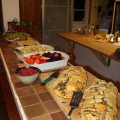 Sugar Ridge Retreat Meals