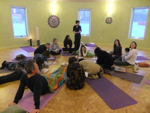 Yoga Discussion Group