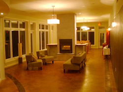 Sugar Ridge Retreat Centre main interior