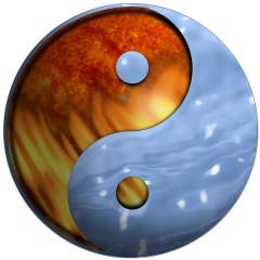 Fire & Water Yin-Yang