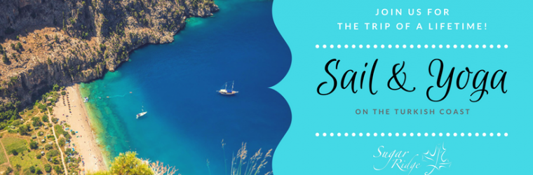 Yoga & Sail Retreat with Sugar Ridge