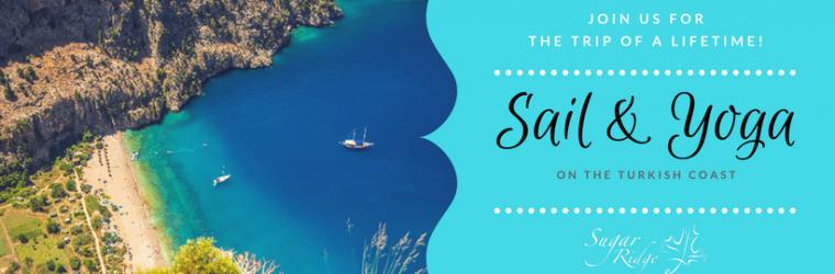 Yoga & Sail Retreat with Sugar Ridge