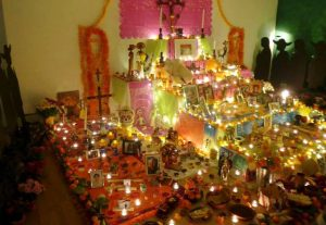 Ofrenda Day of the Dead
