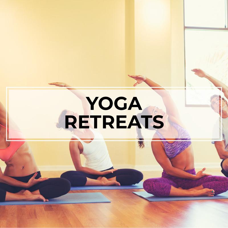 Yoga Retreats Sugar Ridge Retreat Centre