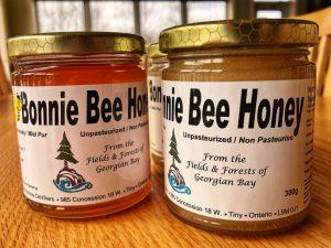 Bonnie Bee Honey